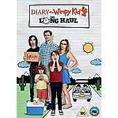 Diary Of A Wimpy Kid 4: The Long Haul Dvd