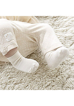 Natures Purest Natures Knits - Socks - Cream