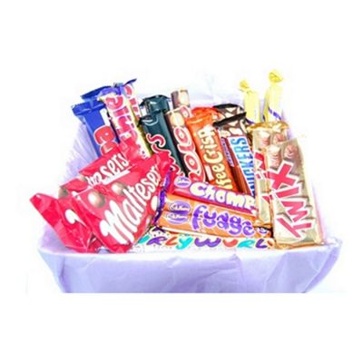 Funky Hampers - Deluxe Chocolate Tuck Box