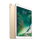 Apple iPad Pro 12.9 inch with Wi-Fi and Cellular 64GB (2017) - Gold