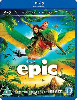 Epic (Blu-Ray & Uv Copy)