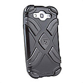 G-Form EPHS00101BE Cover Black mobile phone case for Samsung Galaxy S3 -