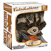 Guardians of the Galaxy Rocket Raccoon Fabrikations Plush - Soft Toys