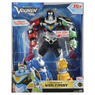 Ultimate Voltron Mega Deluxe Figure ENG IC