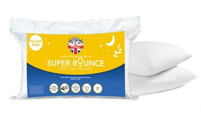Super Bounce Pillow Twin Pack