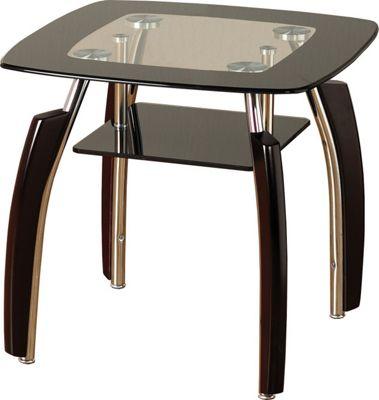 Home Essence Lexington Lamp Table - Black Border