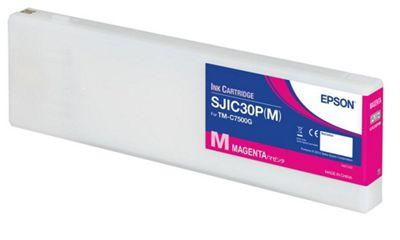 Epson Printer ink cartridge for ColorWorks C7500G - Magenta