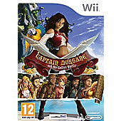 Captain Morgane and the Golden Turtle - NintendoWii