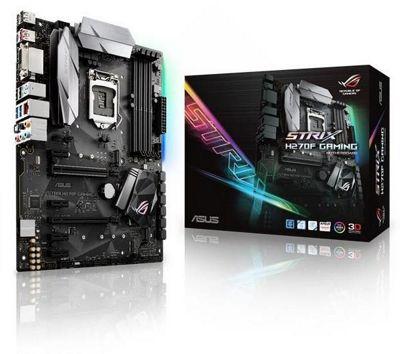 Asus STRIX H270F GAMING Intel Socket 1151 Motherboard