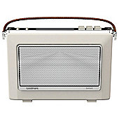 Goodmans Oxford DAB+ & FM Bluetooth Radio Cream