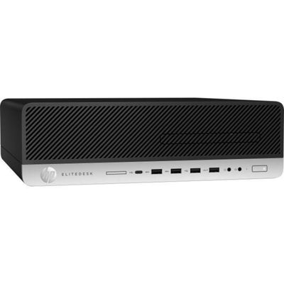 HP EliteDesk 800 G3 Small Form Factor Desktop Intel Core i5 Windows 10 Pro Integrated Graphics