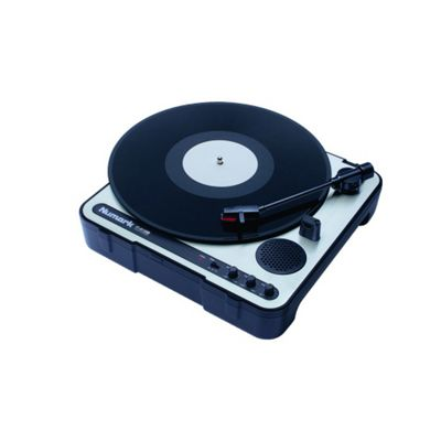 Portable Vinyl-Archiving Turntable