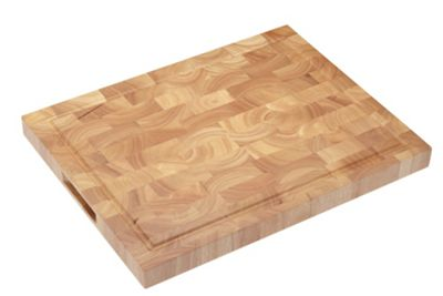 KitchenCraft Master Class 45cm End Grain Chopping Board