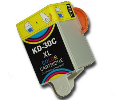 Colour Kodak 30C XL Compatible Ink Cartridge for ESP and Hero Printer Models