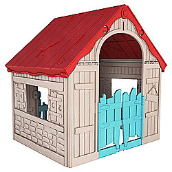 Keter Foldable Playhouse