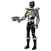 Power Rangers Dino Super Charge Dino Drive Black Ranger Action Figure