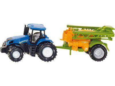 Farming Holland With Crop Sprayer - Siku