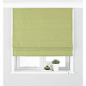 Riva Home Atlantic Green Roman Blind - 183x137cm