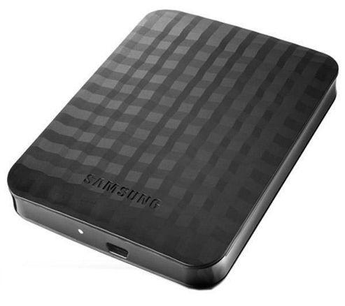 Samsung M3 Portable STSHX-M500TCB (500GB) Hard Drive USB 3.0 (External)