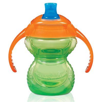 Munchkin Click Lock Trainer Cup 8oz Green