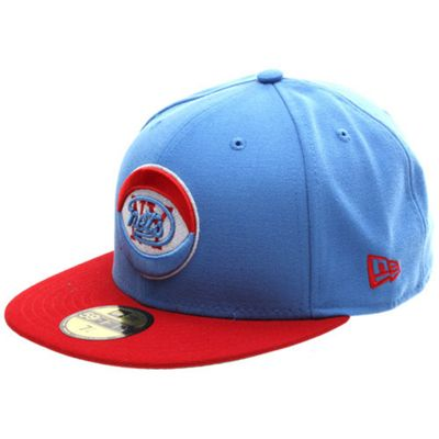 New Era Cap Co ABA Classic New York Nets New Era Cap Size: 7 inch
