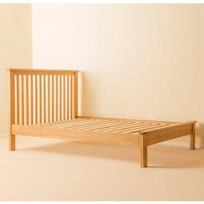 Roseland Oak 4'6 Bed Frame