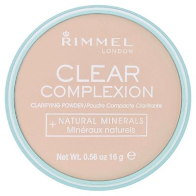 Rimmel Antishinepowder Transparent