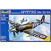 Revell Supermarine Spitfire Mk.22/24 1:32 Aircraft Model Kit - 04704