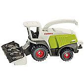 Vehicles - Group 14 - Claas Forage Harvester 1418 - Siku