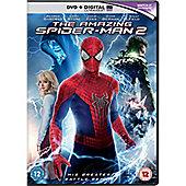 Amazing Spider-Man 2 (Uv) Dvd