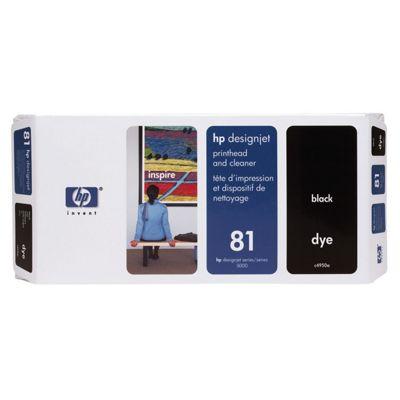 HP C4960A Printhead Black