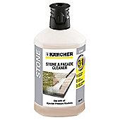 Karcher Stone & Facade 3-in-1 Plug & Clean Detergent, 1L
