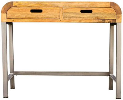 Mason and Bailey Tropic Console Table with 2 Drawers