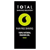 Total Solution Shaving Oil TSS - 10ml Bottle