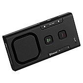 SuperTooth Visor Mount Bluetooth Hands-Free Kit - Black