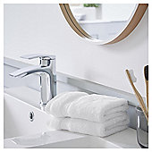 Fox & Ivy Egyptian Cotton Bathroom Textiles - White