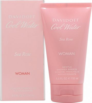 Davidoff Cool Water Woman Sea Rose Shower Gel 150ml