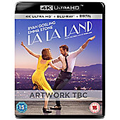 LA LA Land 4K UHD Blu-ray