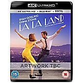 LA LA Land 4K UHD Blu-ray