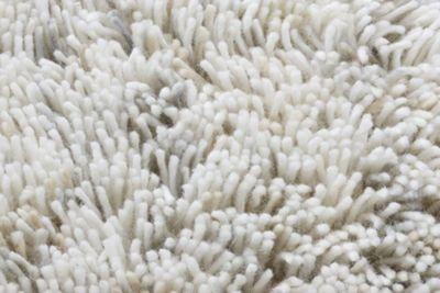 Linie Design Coral White Shag Rug - 240cm x 170cm