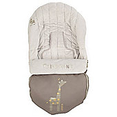 Jane Moom Car Seat Footmuff (Dune)