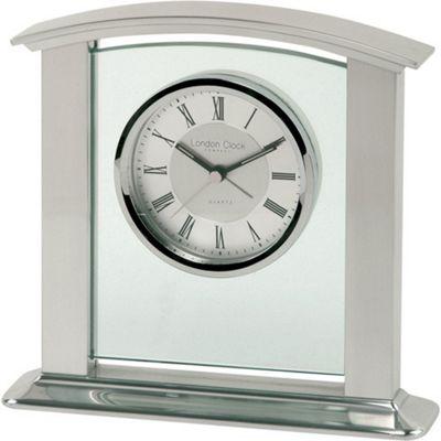 London Clock Company Classic Metal Mantle Clock