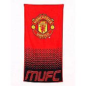 Manchester United FC FadeTowel