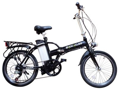 Byocycle Cityspeed 20