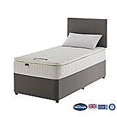 Silentnight Spencer Divan Bed, 1000 Pocket Luxury Memory Pillow Top