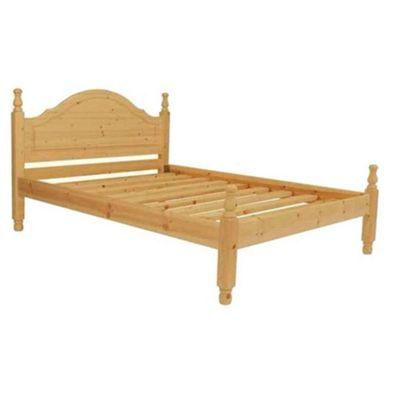 Single Premier Pine Low End Bed – 3ft