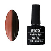 Bluesky Colour Changing Range TC 10 ml Gel Polish - Chocolate Liquer