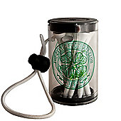 Celtic F.C Official Golf Tee Shaker With Tees