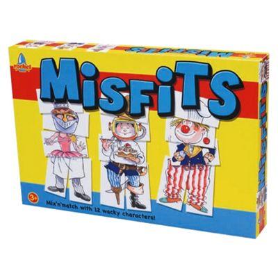 Misfits Matching Game