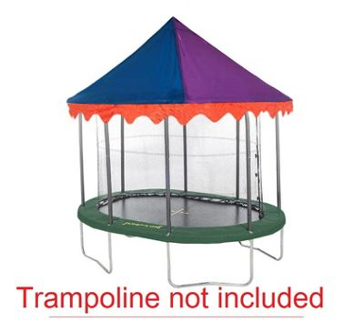 7ft x 10ft Oval JumpKing Circus Tent Canopy  sc 1 st  Tesco & Buy 7ft x 10ft Oval JumpKing Circus Tent Canopy from our ...